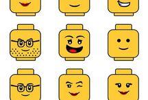 Bókasafnið / LEGO