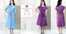 Liesl + Co Terrace Dress sewing pattern