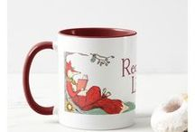 Literary Mugs / Coffee mugs for book lovers.
