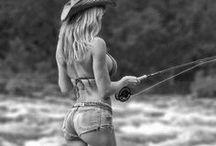 Fishing & girls
