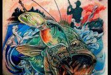 Fish tatoo