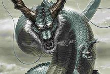 Dragon et dérivés