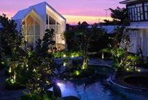 the colony / located in the west side of Yogyakarta, Indonesia, YATS Colony brings the tropical resort feel right in the heart of the city.