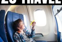 Flying with Kids / tips, tricks and ideas for flying with kids