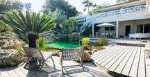 Exterior design / Bassin d'Arcachon / Inspirations, dream house, ocean... Des biens immobiliers d'exception, à la vente ou à la location, par l'agence Jane