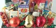 Gourmet Gift Baskets / There are endless possibilities!