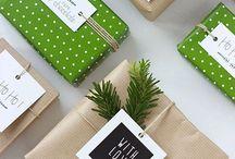 Geschenke verpacken / Lauter Ideen, wie Du Geschenke so verpacken kannst, dass sie richtig was hermachen. Geschenke schön verpacken - einzigartig überraschen!
