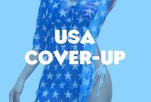 USA Cover-Ups and Dresses