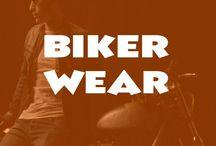 Biker Denims / Sleeveless Denims for that biker in you.