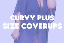 Curvy Plus Size Coverups / curvy plus size coverups. great as fashion pieces or lingerie.