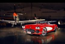 Rides / Awesome cars most people can have. / by Unkle Tae
