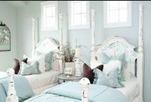 Bedrooms / by Tiffany Hix Photography