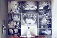 Wall Displays / by Tiffany Hix Photography