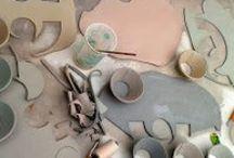 stuff i make  / ceramics / pottery