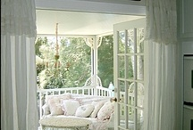 Porches, decks and outdoor rooms