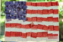 Patriotic Crafts & Activities (Memorial Day & 4th of July) / This board features great family friendly activities for Memorial Day and the 4th of July! Patriotic crafts, recipes, and other things to do with your family to celebrate! / by Mariah Moon - Formula: Mom