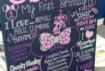 Birthday Bash Ideas / by Heather Lawson