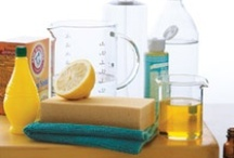 Creative Cleaning Tips / by Jackie Smith