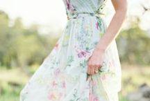Spring Fashion / by Priscilla Fairchild