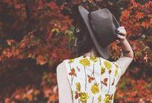 Fall Fashion / by Priscilla Fairchild