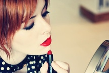 Dress-up Days / Pair with an extra coat of mascara. / by Priscilla Fairchild