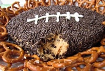 Football Food / Ideas for those who love good food and football!