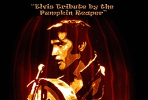 #ElvisHalloweeen / Check out some great Elvis-inspired pumpkins and costumes from around the world! / by Elvis Presley