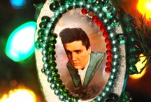 Inside Graceland / Walk inside Graceland and see some of Elvis personal items up close and personal.  / by Elvis Presley