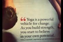 yoga / by Julia Garza