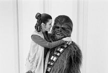 """May the Force Be With You / """"You're my only hope."""" / by Priscilla Fairchild"""