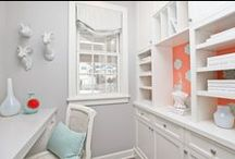 Office spaces / by Tiffany Hix Photography