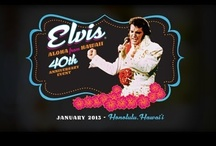 """2013 Aloha Celebration /  Elvis fans from about the world gathered in Hawaii for a unique opportunity to follow in the king's footsteps and spend time exploring Elvis' Hawaii. Photos and video are now available from the 40th Anniversary Celebration of """"Aloha from Hawaii"""" on Elvis.com."""