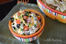 Recipes - Chips & Dips / by Mariah Moon - Formula: Mom