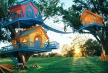 Tree House / by Unkle Tae