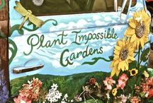 •creative gardening• / Plant impossible gardens!! / by Charlotte's Boards