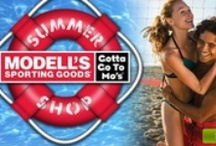We ♥ Summer! / by Modell's Sporting Goods