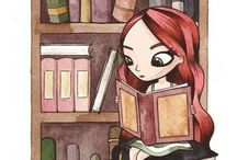 Book Style / I'm addicted to books. It's that simple.
