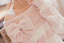 ωმɾdɾօbε მddiէiօղʂ ♥ / Ruffles. Lace. Bright colors. Anything that blings. <3   / by ✻Janna Sager✻