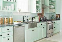 Kitchen kudos / Dream kitchen inspiration...