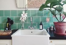 Bathroom blitzers / Dream bathroom inspiration, gotta take care of the place you piddle!
