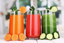 Reboot juicing / Healthy detox juice recipes