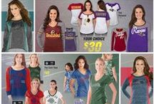 NFL Women's Shop / Shop the latest NFL Women's fashion at Modells.com! / by Modell's Sporting Goods
