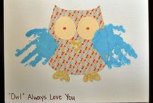Grandparents Day Crafts & Gift Ideas / by Mariah Moon - Formula: Mom