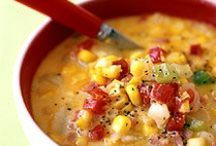 Soups, Chilis, Chowdahs / by Jackie Smith