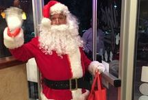 Santa Claus Visits Ynot Pizza & Italian Cuisine / Santa was kind enough to take time out of his busy schedule and stop by Ynot Pizza & Italian Cuisine. The little ones had a blast visiting with him!