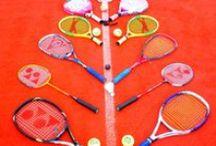 Racquet Sports / From tennis to racquet ball, we've got it all!
