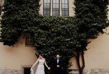 plener ślubny - zamki, pałace, miasta / Inspiracje do sesji ślubnych plenerowych odbywających się w zamkach, pałacach lub z wykorzystaniem architektury miast