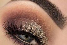 make-up eye