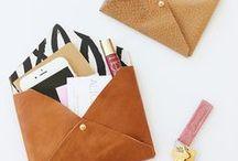 DIY bag / tas / Tips, trucs en tutorials om zelf een tas te maken.