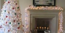 Christmas Trees / Discover Christmas Trees to give inspiration for your Christmas decorating at Christmas Inc. http://christmas-inc.com/white-christmas-trees-inspire/